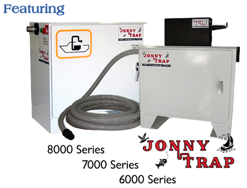 The Jonny Trap Series of Pumpout Systems